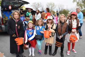 Trunk 'r Treat @ Plaza Middle School | Kansas City | Missouri | United States