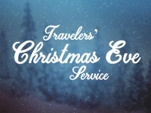 Travelers' Christmas Eve Service @ Platte Woods United Methodist Church