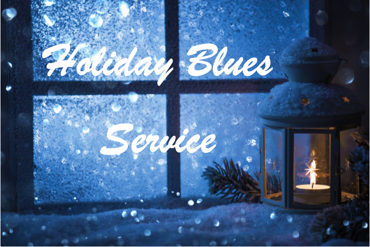 Holiday Blues Service