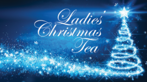 Ladies' Christmas Tea @ Platte Woods United Methodist Church