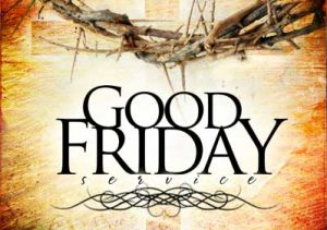 Good Friday Service @ Platte Woods United Methodist Church