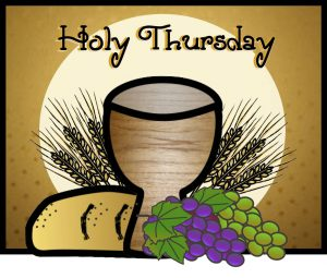 Holy Thursday Dinner @ Platte Woods United Methodist Church