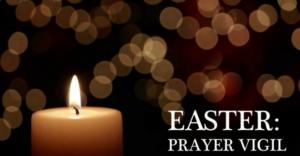Easter Prayer Vigil @ Platte Woods United Methodist Church