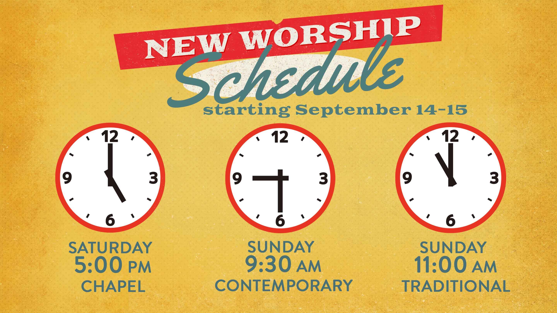 Worship | Platte Woods Church Website