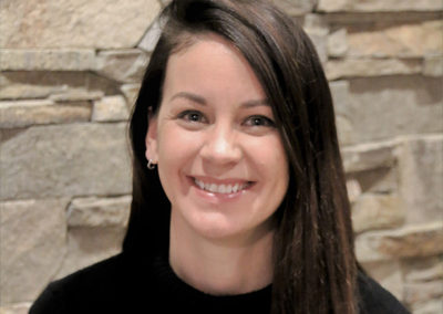 Brandi Molina, Director of Missions