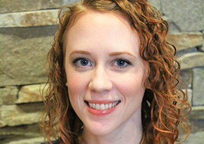 Meghan Wilson, Receptionist