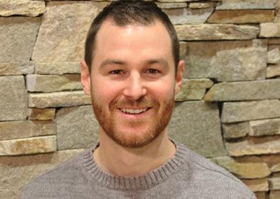 Britton Fields, Associate Pastor