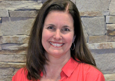 Julie Moise, Hospitality Coordinator
