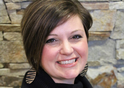 Mandy Phillips, Children's Ministry Associate
