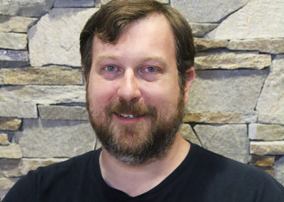 Mike Casey, Maintenance Coordinator