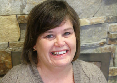 Misty Wilkinson, Financial Manager